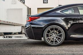 Lexus RC F | VFS1 - Matte Graphite - E: 20x9 / H: 20x10.5