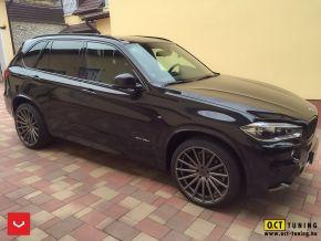 BMW X5 - Vossen VFS-2 10,5