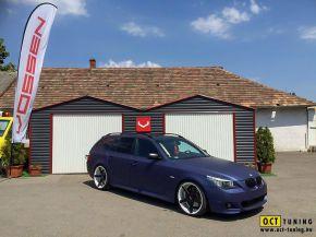 BMW E61 | Vossen CV3-R - 9