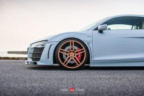 Audi R8 V10 | Vossen VPS-302