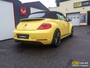 VW Beetle Cabrio - Vossen CVT 20