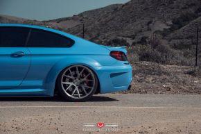 BMW 650i | Vossen VPS-306