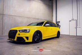 Audi RS4 | Vossen VPS-306