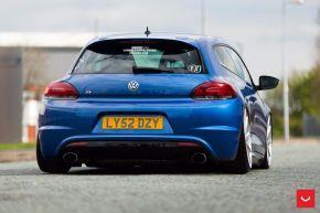 VW SCIROCCO | CVT