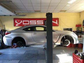 Lexus RCF | VFS 1