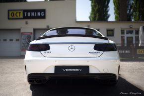 Mercedes S63 AMG | CVT