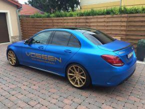 Mercedes C | VFS-1