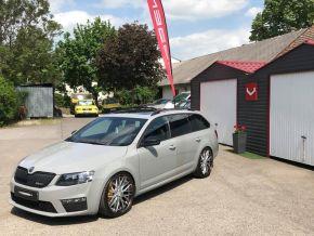 Skoda Octavia RS | Vossen x Work VWS2