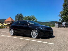 Opel Astra H 2.0T OPC | Vossen CVT