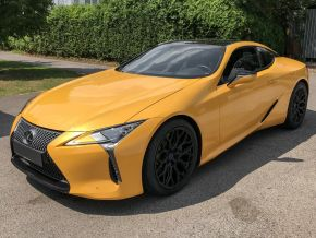 Lexus LC500 | HF-2 Satin Black