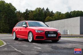 Audi B9 S4 Avant | Vossen x Work VWS-2