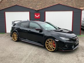 Honda Civic Type-R | CVT