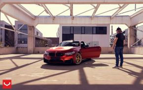 BMW M4 Competition | LC2-A1