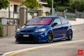 Ford Focus RS | CVT