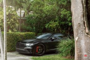 BENTLEY CONTINENTAL GT | HC-2
