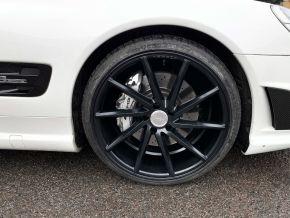 Mercedes SL 63 AMG | CVT