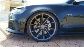 Audi RS6 - CVT