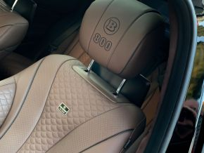 Mercedes S63 AMG Brabus 800 | EVO-4