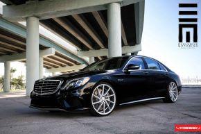 Mercedes Benz S Class | VVSCVT