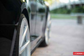 Tesla Model S |  CVT - Metallic Silver - E: 22x9 / H: 22x10.5